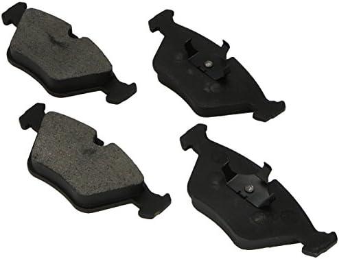 Centric Parts 102.03940 102 Series Semi Metallic Standard Brake Pad