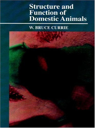 Structure and Function of Domestic Animals