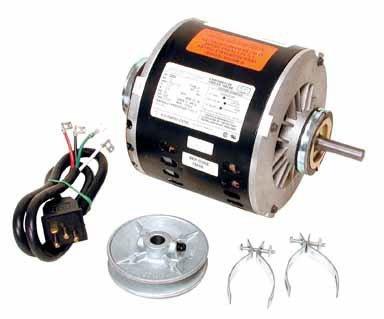 Dial Evaporative Cooler Motor Kit 3/4 Hp 115 V 10.5 A 2 Speed
