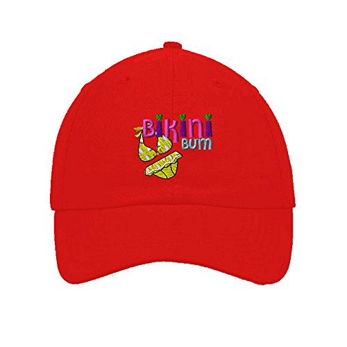 BUM Men's Baseball Cap (Red) - 4