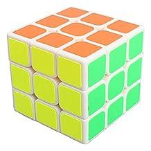 Kingcube Yongjun ( YJ ) Guanlong 3x3 white magic cube moyu guanlong 3x3x3 speed cube puzzle