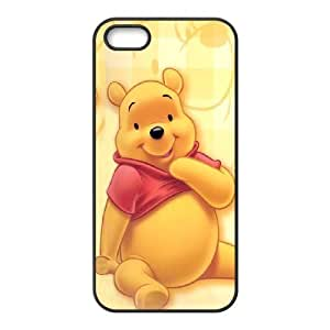 iPhone 5,5S Phone Case Cover winnie the pooh ( by one free one ) W63810
