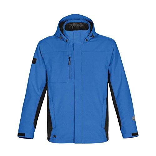 Azul transpirable y Chaqueta Stormtech Atmosphere para Marino Negro modelo impermeable hombre wtHRq8