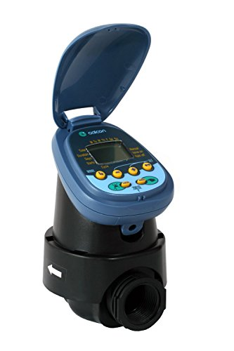 Galcon 7001D 1-Station Battery Operated Controller with 3/4-Inch Valve