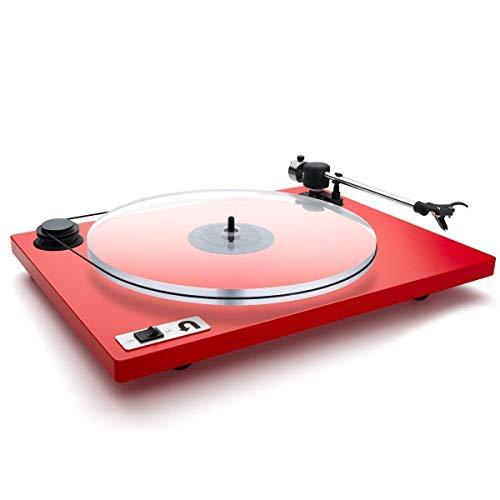 U-Turn Audio - Orbit Plus Turntable (Red)