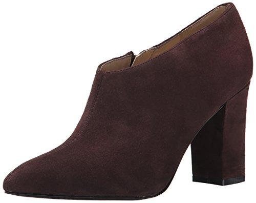 Zanta West Women's Dark Nine Bootie Brown xEUvAqn00w