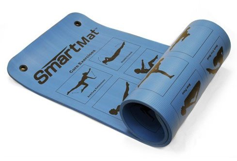Smart Self-Guided Exercise Mat