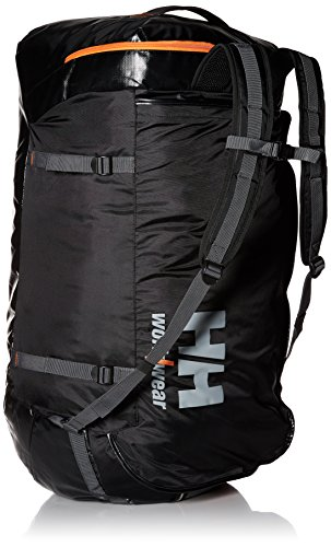 Helly Hansen Workwear Mens Duffel Bag 120L, Black, One Size at Amazon Mens Clothing store: