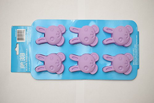 Silicone Easter Bunny Mold Best Gift for Holiday New Design