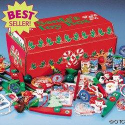 Santa's Novelty Toy Box Assortment by OrangeTag by Fun Express