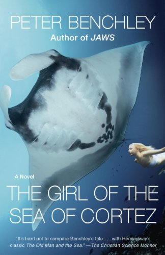 The Girl of the Sea of Cortez: A Novel cover