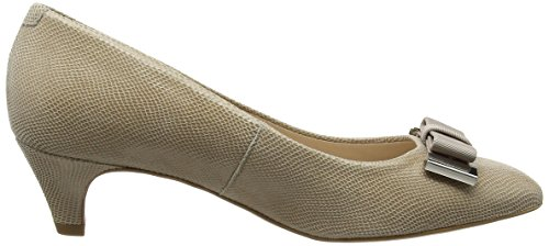 Reptile Toe Closed Powder Baxter Pumps WoMen Van Dal Beige Iq8OFwfxAW