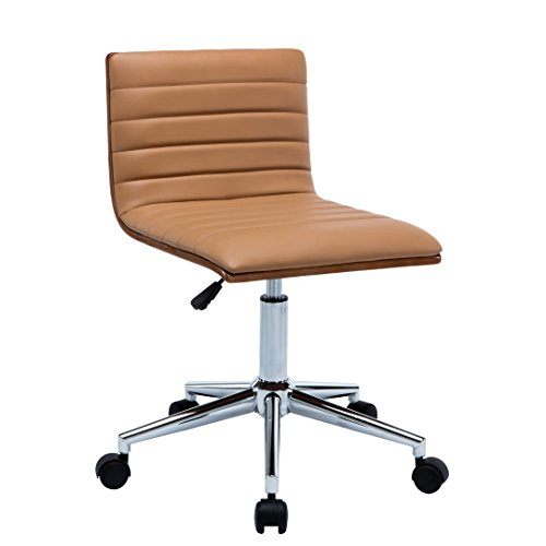 Porthos Home Alyson Office Chair, Brown