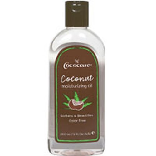 Cococare Coconut Moisturizing Oil 9 Ounce (260ml) (2 Pack)