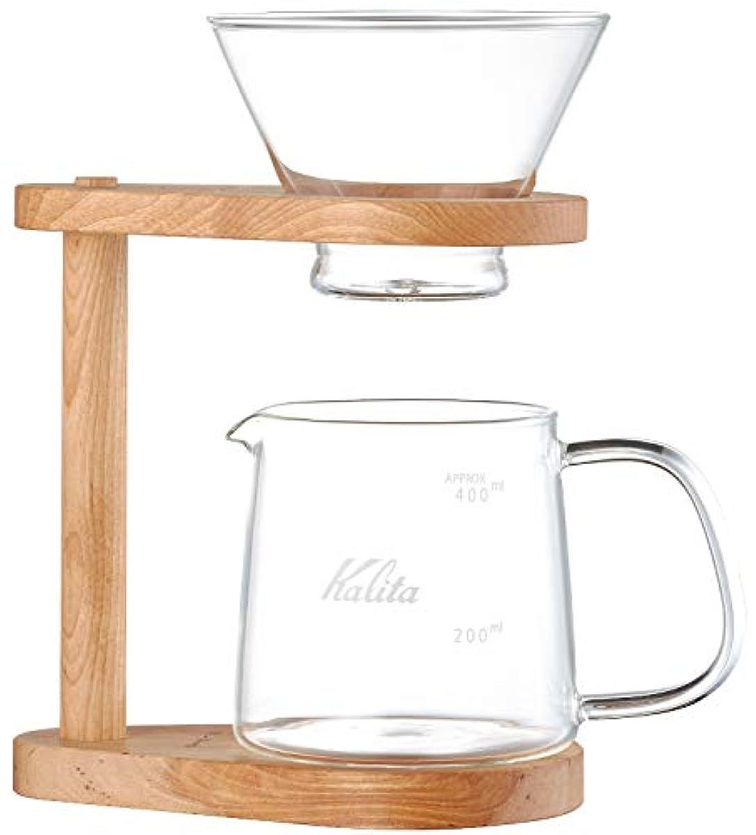 [해외] KALITA (칼리퍼터) 커피 드 re파 스탠드 세트 2~4명 용 WDG-185 #44304