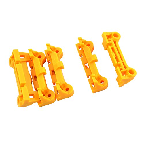 ner Bracket Stand Parts 5pcs Yellow for AM2 AM3 FM1 FM2 FM2+ ()