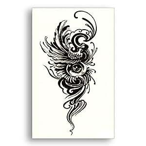 Waterproof temporary tattoo henna