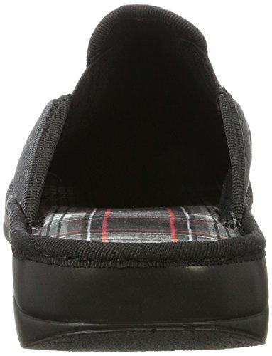 Fargeot 45 Negro Unisex schwarz Pullover Adulto Pantuflas 7540010 UABHUrqR