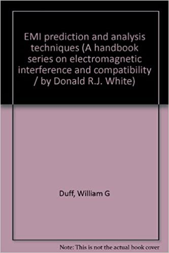 electromagnetic interference emi prediction and analysis techniques a handbook series on