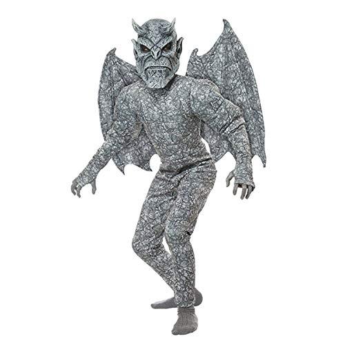 Ghastly Gargoyle Boys Costume Gray