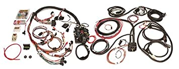 Amazon.com: Painless Wiring 10150 21 Circuit Direct Fit Jeep ... on duraspark harness, 5 point harness, radio harness, 1972 chevy truck harness, ford 5.0 fuel injection harness, racing seat harness, dodge ram injector harness, electrical harness, horse team harness, painless fuse box, 5.3 vortec swap harness, bully dog harness, front lead dog harness, horse driving harness, fuel injector harness, painless engine harness, chevy tbi harness, rover series 3 diesel harness, car harness, indestructible dog harness,