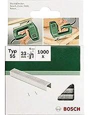 Bosch 2609255825 12mm Type 55 smalle kroon nietjes (Pack van 1000)
