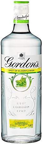 GIN GORDONS ELDERFLOWER 700 ML Gordons Sabor 700ML