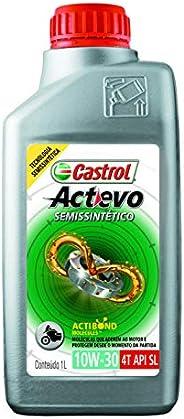 Oleo Moto Castrol Actevo 10w30 SemiSintético 4T 1lt