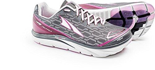 Altra Women's Torin IQ Running Shoe - Black/Purple - 6.5 ...