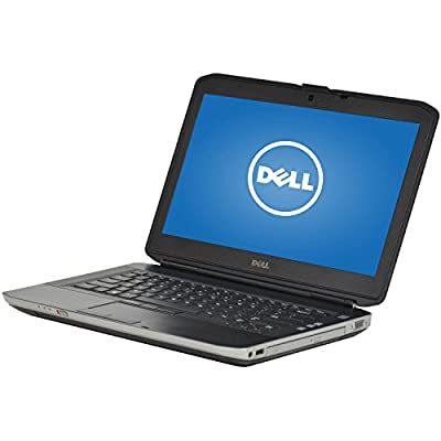 Dell Latitude E5430 Premium 14.1 Inch Business High Performace Premium Laptop (Intel Core i5-3320M up to 3.3GHz, 4GB RAM, 320GB HDD, WiFi, DVDRW, Windows 7 Professional) (Certified Refurbished)