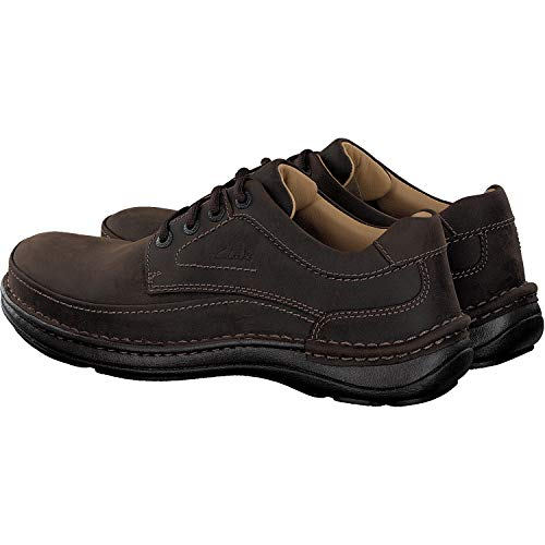 Chaussons Clarks Three Marron Homme Nature qPwZXHZEx