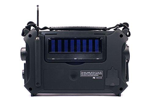 Kaito Ka500 5 Way Powered Emergency Am Fm Sw Noaa Weather