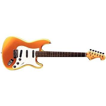 Tenson California Series St Dual Blade - Guitarra eléctrica: Amazon.es: Instrumentos musicales