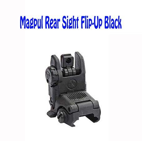 Magpul MBUS Gen.2 Rear FLip-Up Sight Black Color