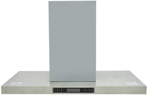 vidaXL Isla Base Campana de Cocina con Pantalla de LCD: Amazon.es: Grandes electrodomésticos