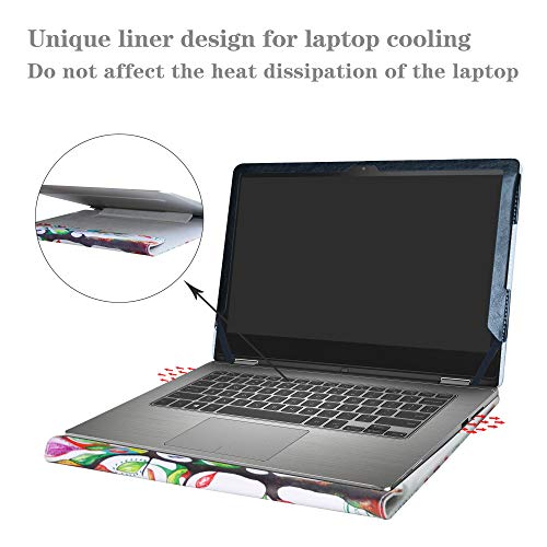 amazon com alapmk protective case cover for 13 3 dell inspiron 13 rh amazon com