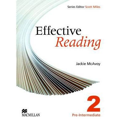 [(Things Reading: Pre-Intermediate: Student's Book)] [Author: Jackie McAvoy] published on (May, 2009)
