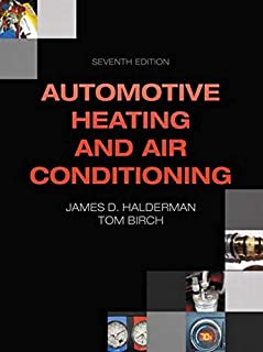 Automotive Heating and Air Conditioning (8th Edition) (0134603699)   Amazon price tracker / tracking, Amazon price history charts, Amazon price watches, Amazon price drop alerts