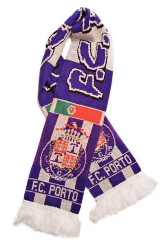 fan products of Porto Soccer Fan Scarf | Premium Acrylic Knit