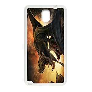 Creative Dinosaur Big Mouth High Quality Custom Protective Phone Case Cove For Samsung Galaxy Note3