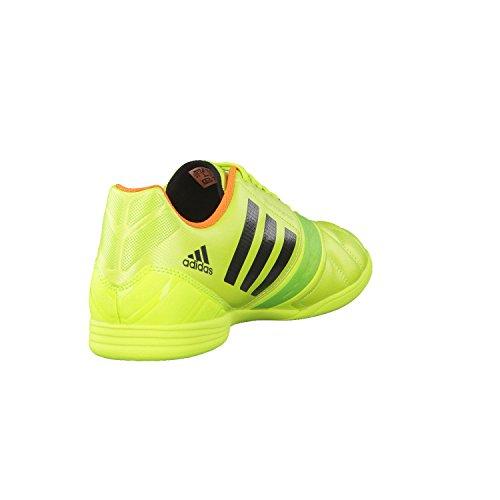 adidas Performance Herren Fußballschuhe Grün (Solar Slime/Solar Zest/Black)
