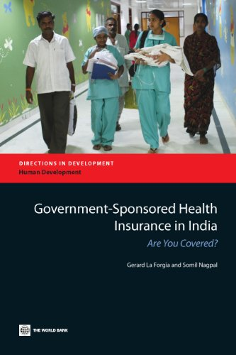 Download Government-Sponsored Health Insurance in India; Are You Covered? (Directions in Development) Pdf