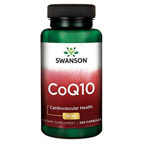 Swanson Coq10 30 30 Milligrams 240 Capsules For Sale