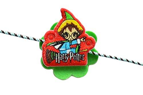 Super Rakhi For Brother Chota Bheem Rakhi for Brother Men Raksha Bandhan Fancy Rakhee for Kids(Harry Potter)