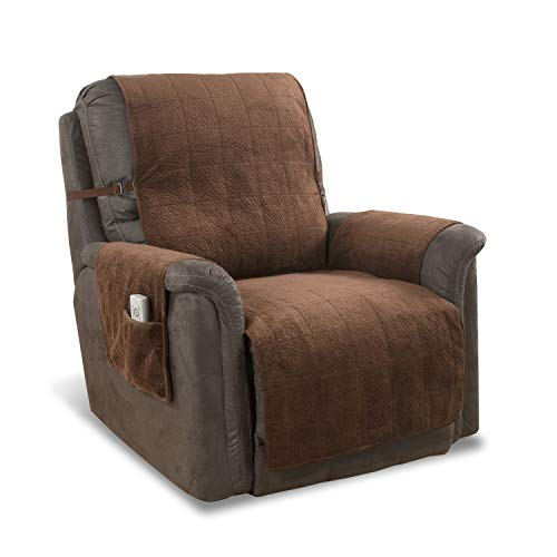 """Link Shades Anti-Slip Heavy Duty Recliner Armchair Protector 