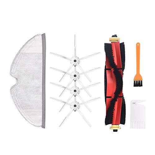 Upxiang - Juego de accesorios de repuesto para XIAOMI ROBO-ROCK ...