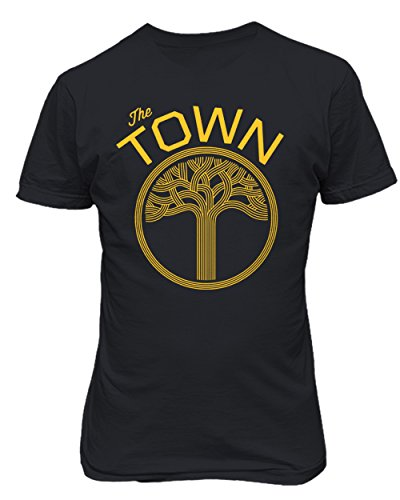 Golden State The Town Vintage Men's T Shirt - Mens Town