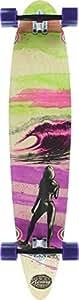 "Riviera Skateboards Soul Patrol Complete Skateboard - 9.5"" x 46"""