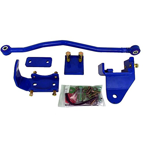 (SuperSteer SS450 Rear Trac Bar Compatible with Ford E450 )