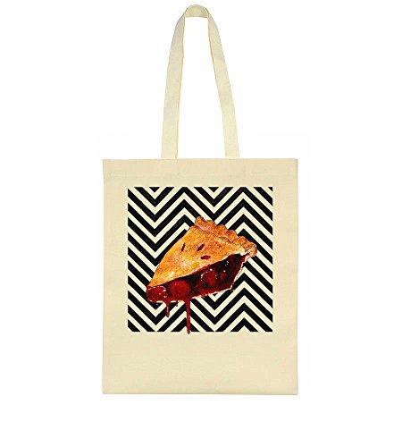 Cherry Artwork Bag On Tote Floor The Pie qUnwpxr6Sq